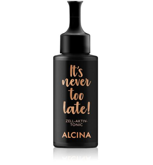 Alcina Its never too late Zell-Aktiv-Tonic 50ml