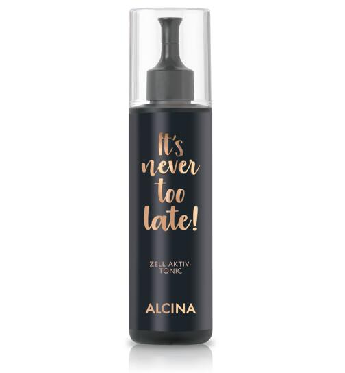 Alcina Its never too late Zell-Aktiv-Tonic 125ml