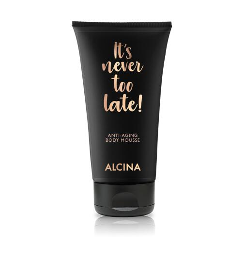 Alcina Its never too late Anti-Aging-Body Mousse