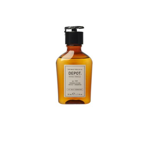 DEPOT No. 101 Normalizing Daily Shampoo 50ml