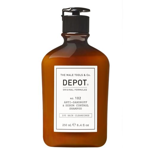 DEPOT No. 102 Anti-Dandruff & Sebum Control 250ml