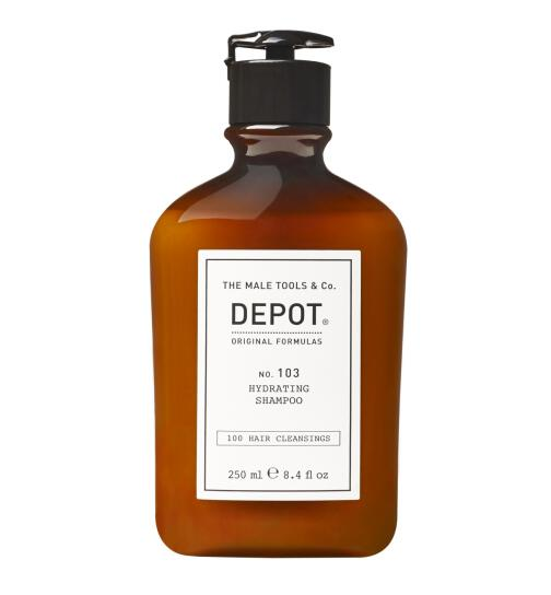 DEPOT No. 103 Hydrating Shampoo 250ml
