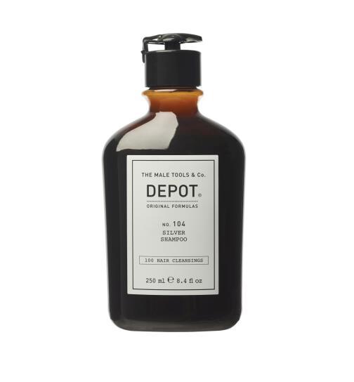 DEPOT No. 104 Silver Shampoo 250ml