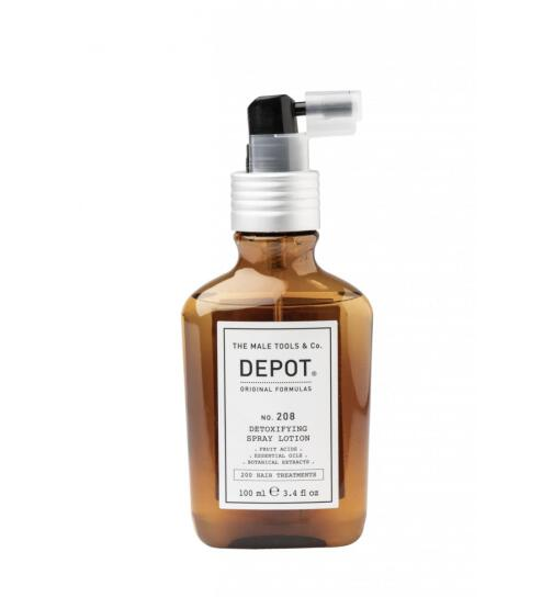 DEPOT No. 208 Detoxifying Spray Lotion 100ml