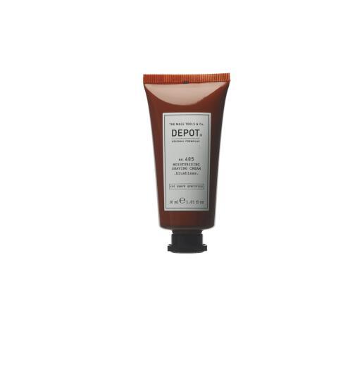 DEPOT No. 405 Moisturizing Shaving Cream . brushless 30ml