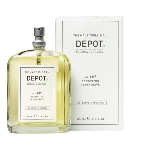 DEPOT No. 407 Restoring Aftershave 100ml