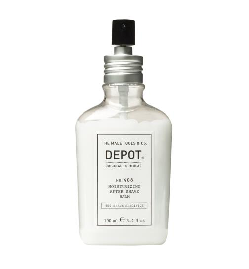 DEPOT No. 408 Moisturizing After Shave Balm Classic Cologne 100ml