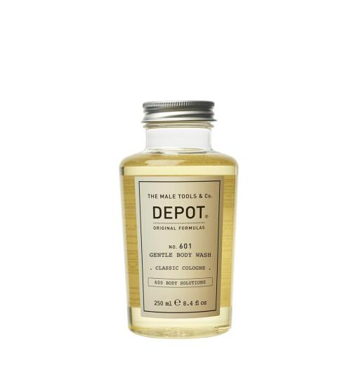 DEPOT No. 601 GENTLE BODY WASH classic cologne 250ml