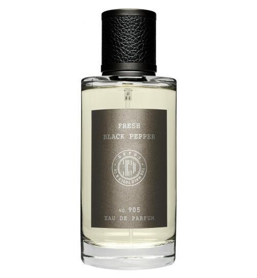 DEPOT No. 905 EAU DE PARFUM fresh black pepper 100ml