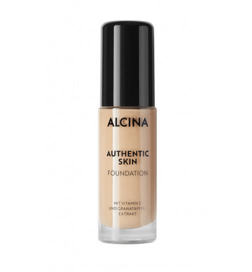 Alcina Authentic Skin Foundation ultralight