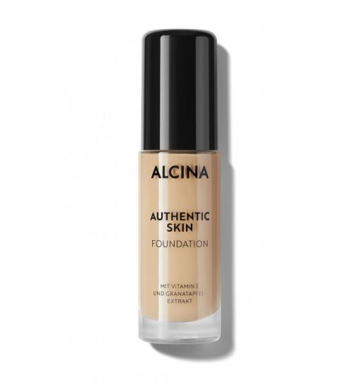 Alcina Authentic Skin Foundation light