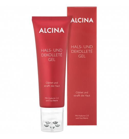 Alcina Hals- & Dekolletè-Creme 100ml