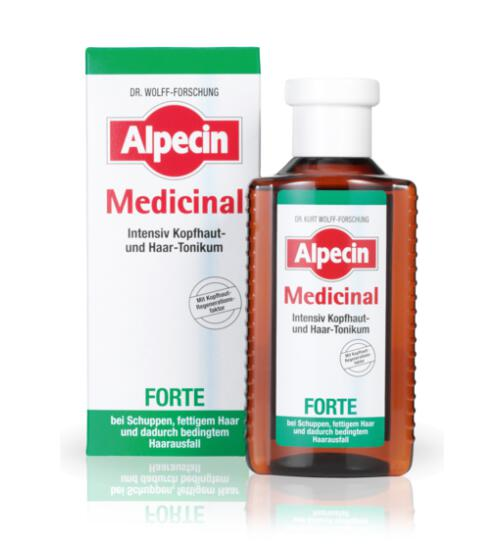 ALPECIN Medizinal FORTE Intensiv Kopfhaut- u. Haartonikum 200 ml