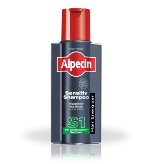 ALPECIN Sensitiv Shampoo S1- empfindliche Kopfhaut 250 ml