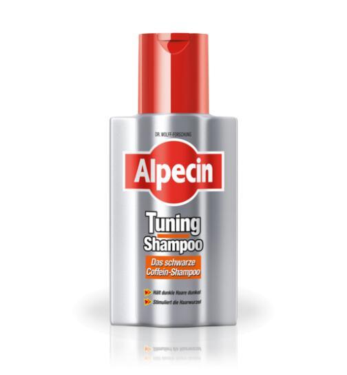 ALPECIN Tuning-Shampoo schwarz 200 ml