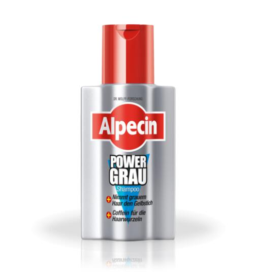 ALPECIN Power-Grau Shampoo 200 ml