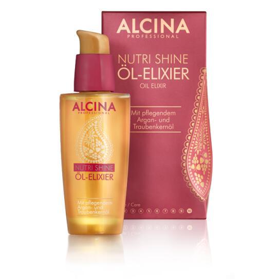 Alcina Nutri Shine Öl-Elixier 50 ml