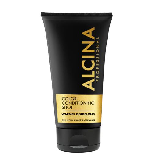 Alcina Color Conditioning-Shot gold 150 ml