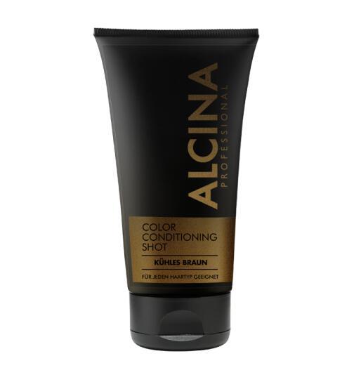 Alcina Color Conditioning-Shot kühles braun 150 ml