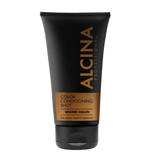 Alcina Color Conditioning-Shot warmes braun 150 ml