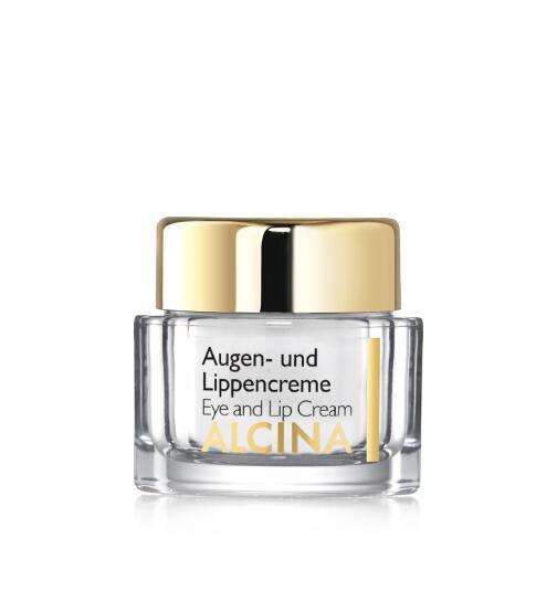 Alcina Augen- und Lippencreme 15 ml