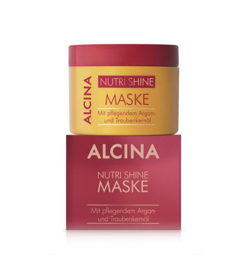 Alcina Nutri Shine Maske 200 ml