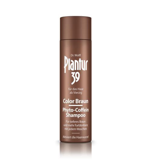 Plantur 39 Color Braun Phyto Coffein Shampoo 250 ml
