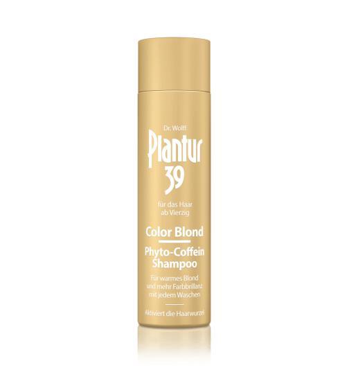 Plantur 39 Color Gold Blond Shampoo 250 ml