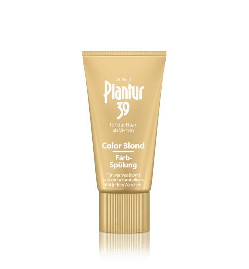 Plantur 39 Color Gold Blond Spülung 150 ml