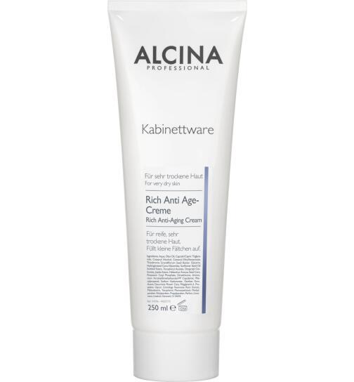 Alcina Rich Anti Age-Creme 250 ml