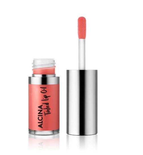 Alcina Tinted Lip Oil peach
