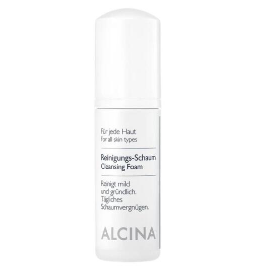 Alcina Reinigungs-Schaum 50 ml