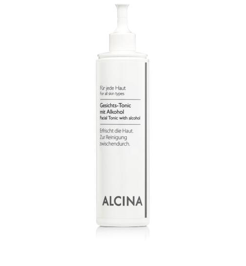Alcina Gesichts-Tonic mit Alkohol 200 ml